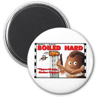 BOILED HARD Film-Face Funny spoof DIE HARD Magnet