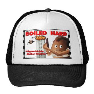 BOILED HARD Film-Face Funny spoof DIE HARD Trucker Hat