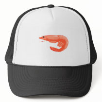 Boiled Shrimp Trucker Hat