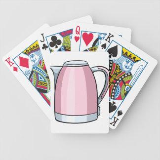 Boiler Bicycle Playing Cards