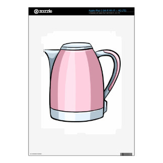 Boiler Decals For iPad 3