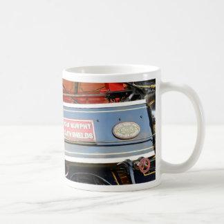 Boiler Detail Traction Engine Renown Coffee Mug