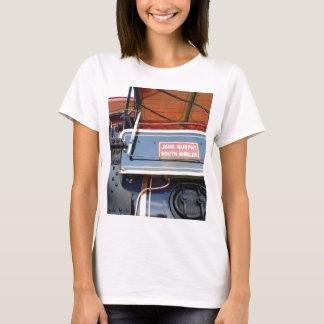 Boiler Detail Traction Engine Renown T-Shirt