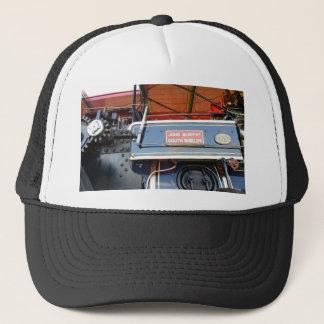 Boiler Detail Traction Engine Renown Trucker Hat