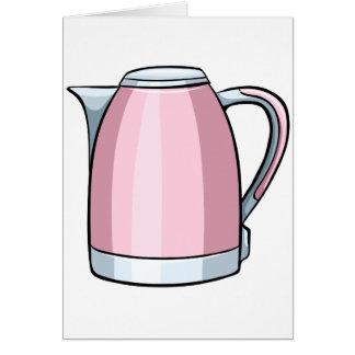 Boiler Greeting Card