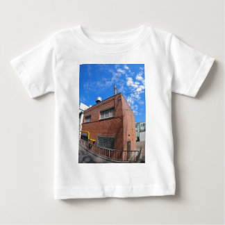 Boiler house with a gas pipe baby T-Shirt