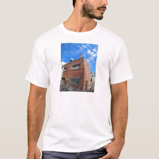 Boiler house with a gas pipe T-Shirt