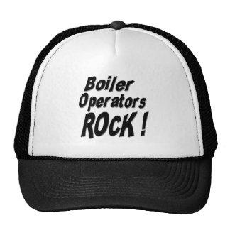 Boiler Operators Rock! Hat