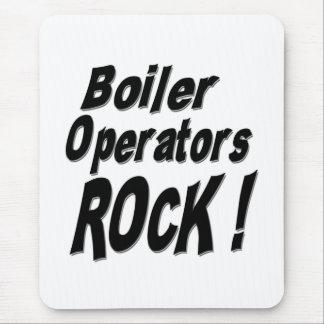 Boiler Operators Rock! Mousepad
