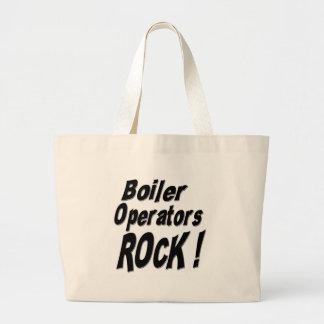 Boiler Operators Rock! Tote Bag