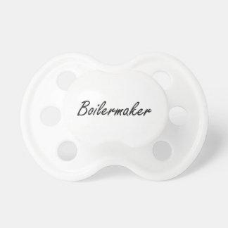 Boilermaker Artistic Job Design BooginHead Pacifier