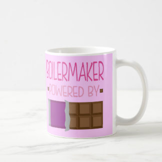 Boilermaker Chocolate Gift for Woman Coffee Mug