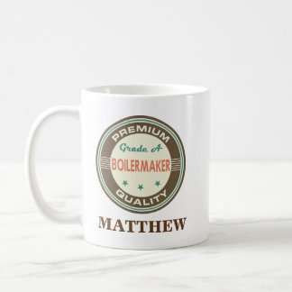 Boilermaker Personalized Office Mug Gift