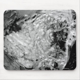 Boiling thermal water mouse pad