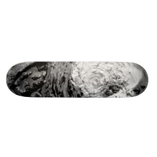 Boiling thermal water skateboard