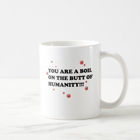 Boils Coffee Mug