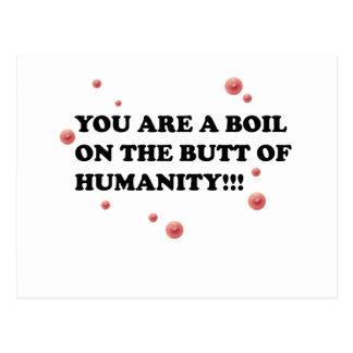Boils Postcards