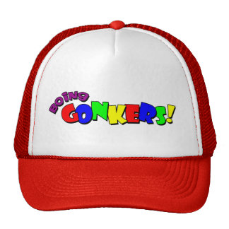 Boing Gonkers! trucker hat