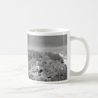 Bois Blanc Lighthouse Coffee Mug