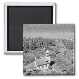 Bois Blanc Lighthouse Magnet