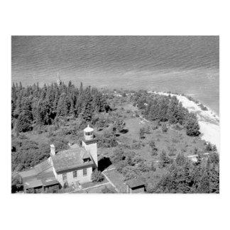 Bois Blanc Lighthouse Postcard