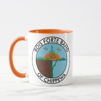 Bois Forte Band Chippewa Mug
