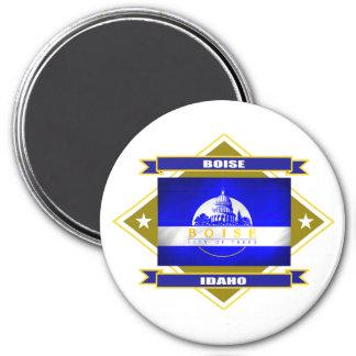 Boise Diamond Fridge Magnets
