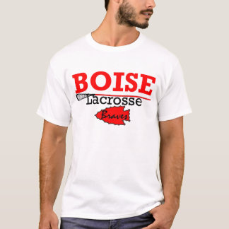 Boise High Girls Lacrosse T-Shirt