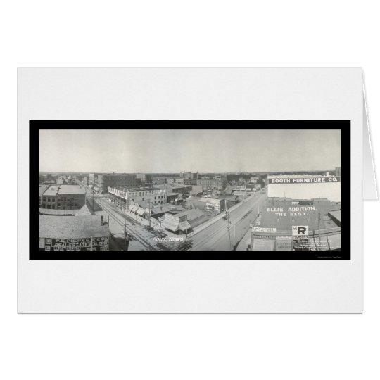 Boise, ID Photo 1909 Card