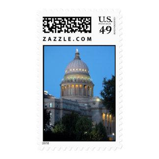 Boise, Idaho postage stamps
