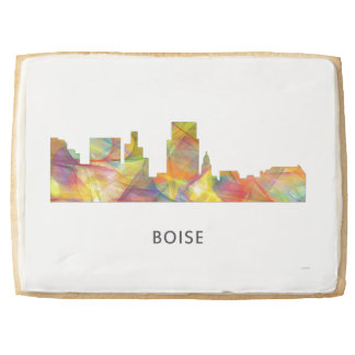 BOISE IDAHO SKYLINE WB1 - JUMBO SHORTBREAD COOKIE