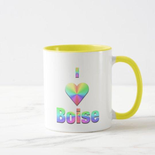 Boise -- Pastels Mug