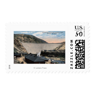 Boise River and Great Arrow Rock Dam Postage