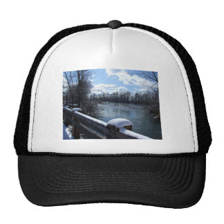 Boise River Bridge Trucker Hat