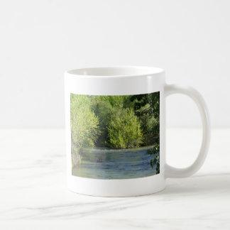 Boise River Classic White Coffee Mug