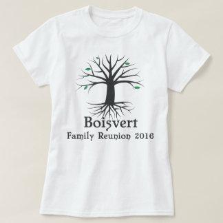Boisvert Reunion 2016 T-Shirt