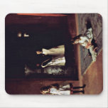 Boit Daughters By Sargent John Singer Mousepad