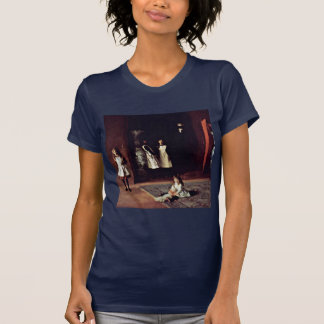 Boit Daughters By Sargent John Singer T-Shirt
