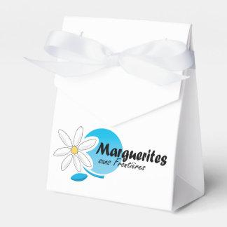 Boite de presentation Margueritea sans frontieres Favor Box