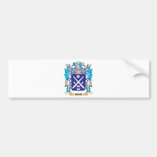 Boje Coat of Arms Bumper Sticker