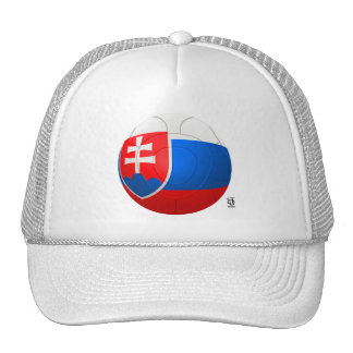 Bojovni Jondovci - Slovakia  Football Trucker Hat