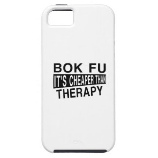 BOK FU IT'S CHEAPER THAN THERAPY iPhone SE/5/5s CASE