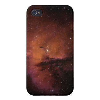 Bok Globules in NGC 281 iPhone 4 Case