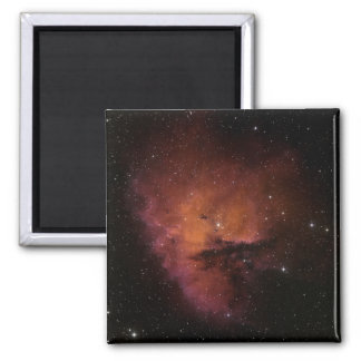Bok Globules in NGC 281 Magnet