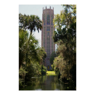 Bok Tower 2 Poster