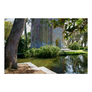 Bok Tower 7 Poster