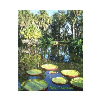Bok Tower Gardens - Florida Historic Landmark Canvas Print