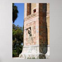 Bok Tower Sundial print