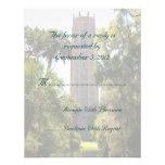 Bok Tower Wedding RSVP Personalized Custom Invites