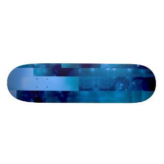 Bokeh 01, azul patines personalizados